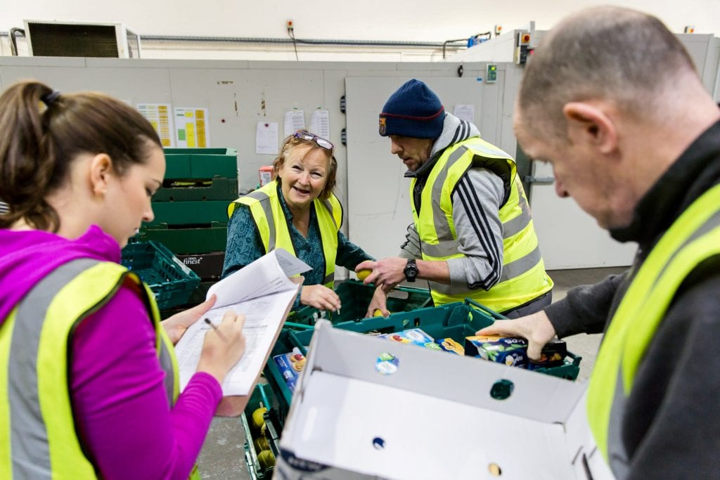 Get food with FareShare GM for your charity, school or organisation